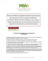 5.Réponse Mission Régionale Autorité Environnementale